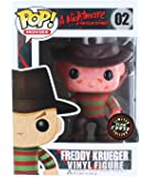 Pop! Horror: A Nightmare on Elm Street's Freddy Krueger Vinyl Figure (Chase!!) by Funko