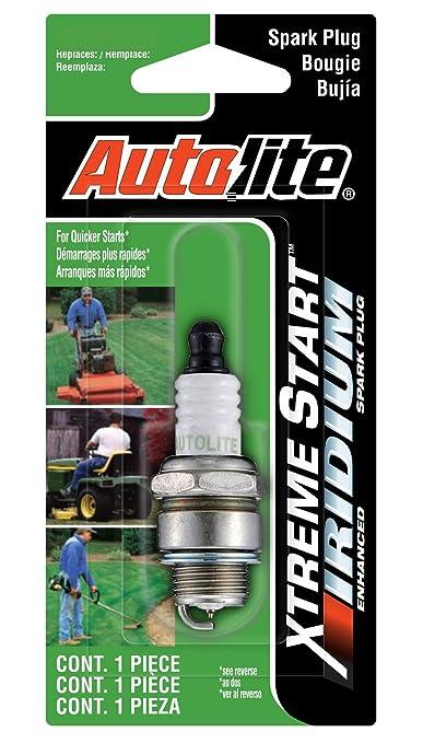 Amazon.com: Autolite XST458DP Xtreme Start Iridium Lawn & Garden Spark Plug: Automotive