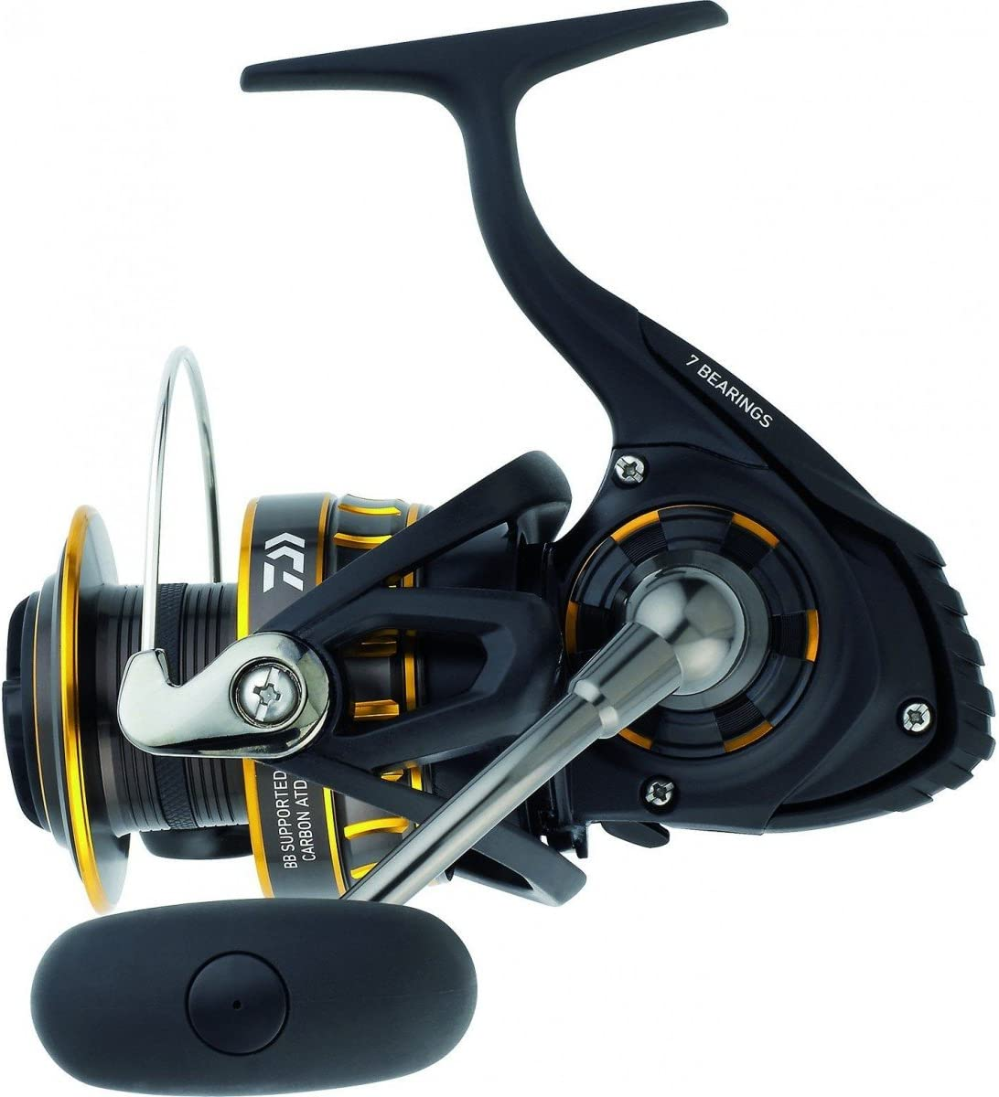 Daiwa BG Saltwater Spinning Fishing Reel