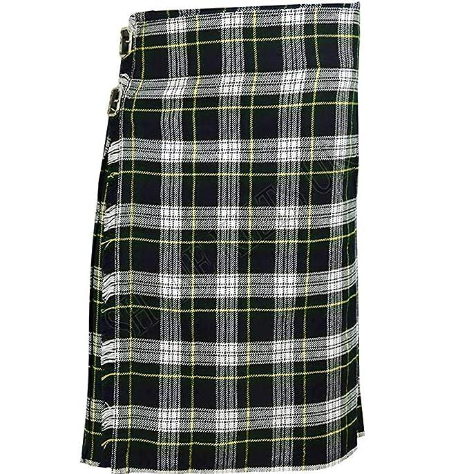 4073694b0 SHYNE KILTS U.K - Falda - falda escocesa - Hombre: Amazon.es: Ropa y ...
