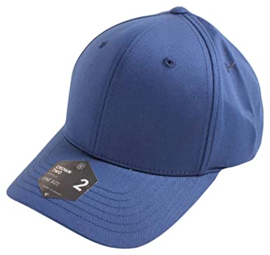 State of Wow Mens Crown 2 Adjustable Cap - Navy  Amazon.co.uk  Clothing 98e3bdd5a153