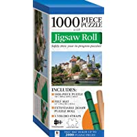 Mindbogglers Jigsaw Roll with 1000-Piece Puzzle: Aarburg Castle (2018 Ed)