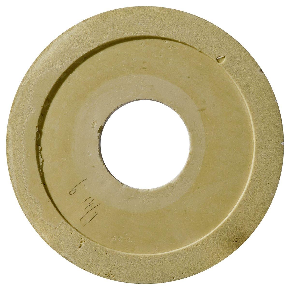 Ekena Millwork CM12BR 12 1/2-Inch OD x 3 7/8-Inch ID x 3/4-Inch Bradford Ceiling Medallion by Ekena Millwork (Image #4)