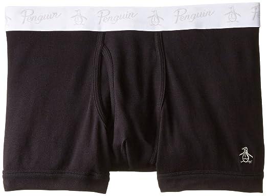e136a675aab0 Amazon.com: Original Penguin Men's Underwear 100% Cotton Trunk, Multipack &  Single: Clothing