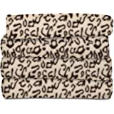 Sunbeam Fleece Heated Throw Blanket, Cheetah (TSF8TP-R906-33A00)