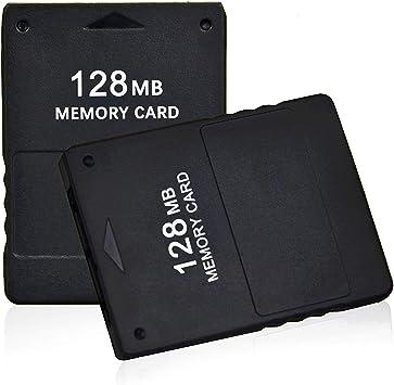 Amazon.com: 2pcs Paquete tpfoon 128 MB Juego de alta ...