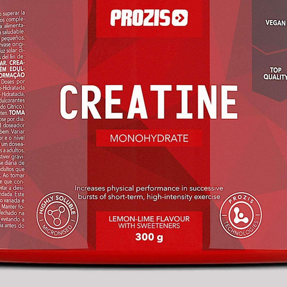 Prozis Creatina monohidrato Estimular la Fuerza, el ...
