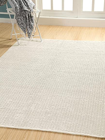WARISI Cotton Area Rug