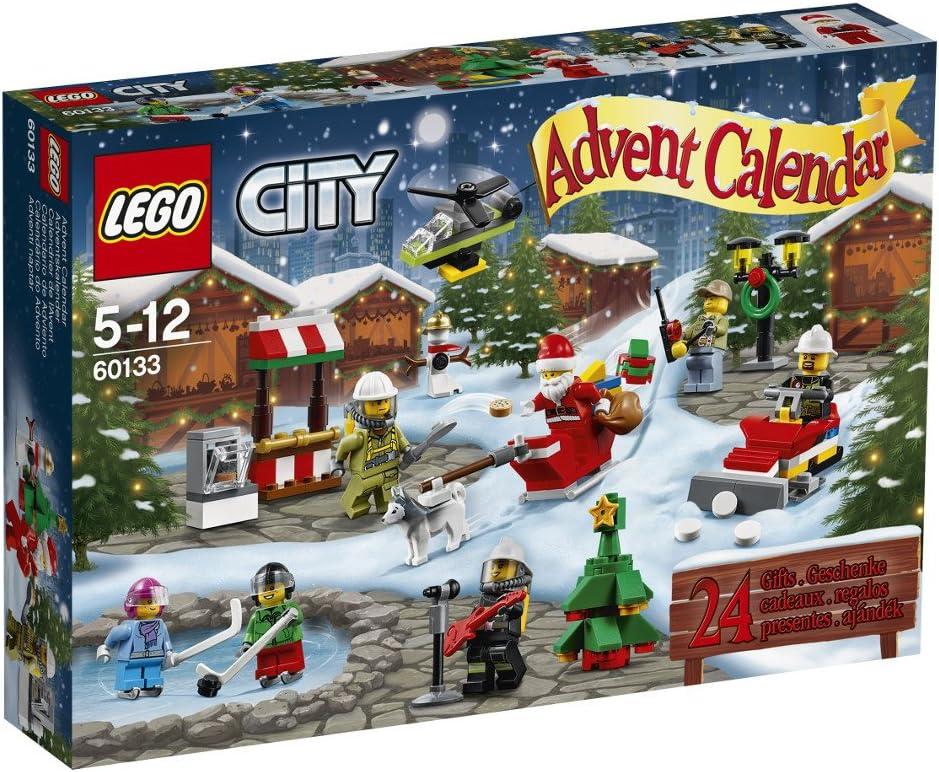 LEGO City - Calendario de Adviento, Juegos de construcción (60133 ...
