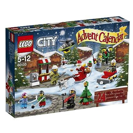 Living At Home Adventskalender amazon com lego city 60133 lego city adventskalender home kitchen