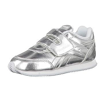 Reebok ROYAL CLJOG 2 KC Mädchen Sneaker Größe 8 Weiß (Weiß) BgC6gUVi