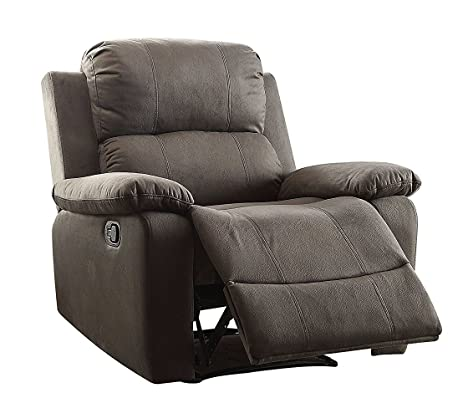Major-Q Washed Microfiber Fully Reclining Memory Foam Recliner Chair for Living Room  sc 1 st  Amazon.com & Amazon.com: Major-Q Washed Microfiber Fully Reclining Memory Foam ... islam-shia.org