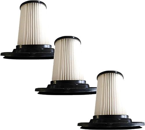 VonHaus - 3 filtros de Repuesto para aspiradora 1000 W, 1,3 L, 2 en 1 Upright Stick & Handheld: Amazon.es: Hogar