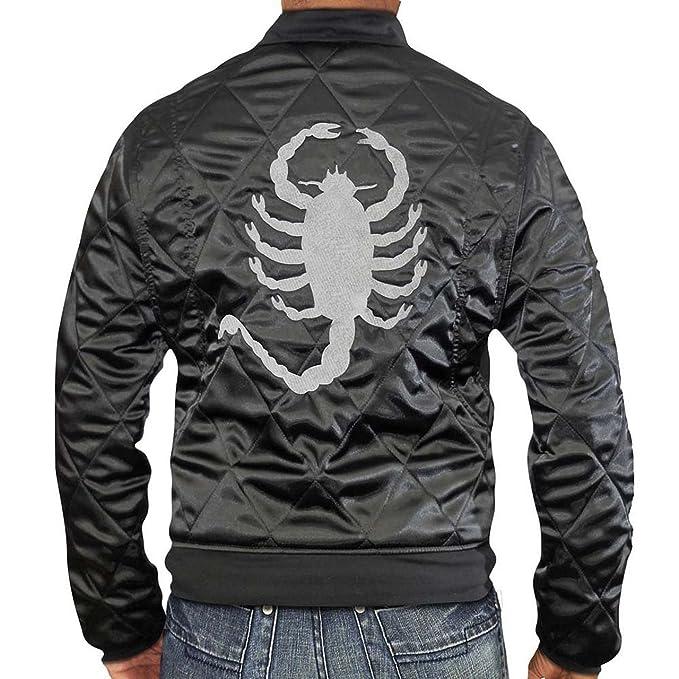 Drive Scorpion Jacket Black Ryan Gosling - Chaqueta ...
