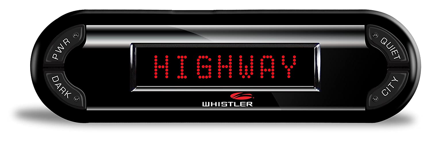 Amazon.com: Whistler Elite PRO3750 Radar Detector with Laser and GPS Modules: Cell Phones & Accessories