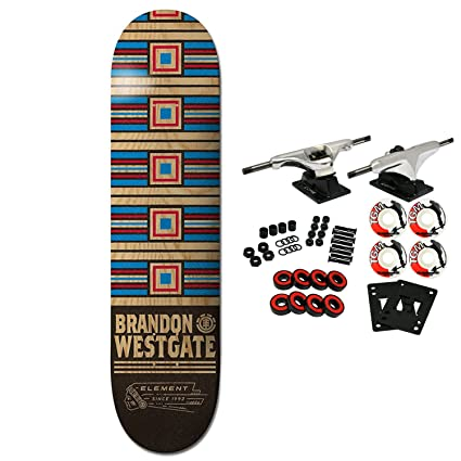 Image Unavailable. Image not available for. Color  Element Skateboards  Complete Westgate ... f8974577f4c