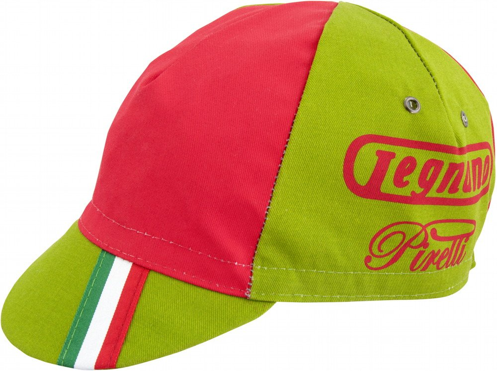 Legnano Vintage Team Cycling Cap Made in Italy by Apis