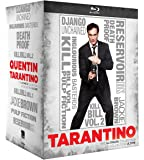 Quentin Tarantino: Ultimate Collection Bluray Boxset Region free Includes: 8 great Tarantino films: Django Unchained; Inglourious Basterds; Death Proof; Kill Bill Vol. 1; Kill Bill Vol. 2; Jackie Brown; Pulp Fiction; Reservoir Dogs Bluray