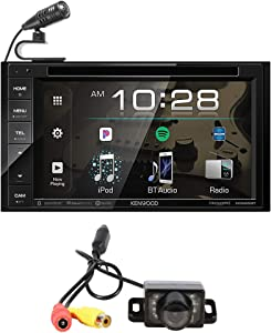 """Kenwood DDX26BT 6.2"""" DVD Monitor Bluetooth Receiver USB/Android/iPhone+Camera"""