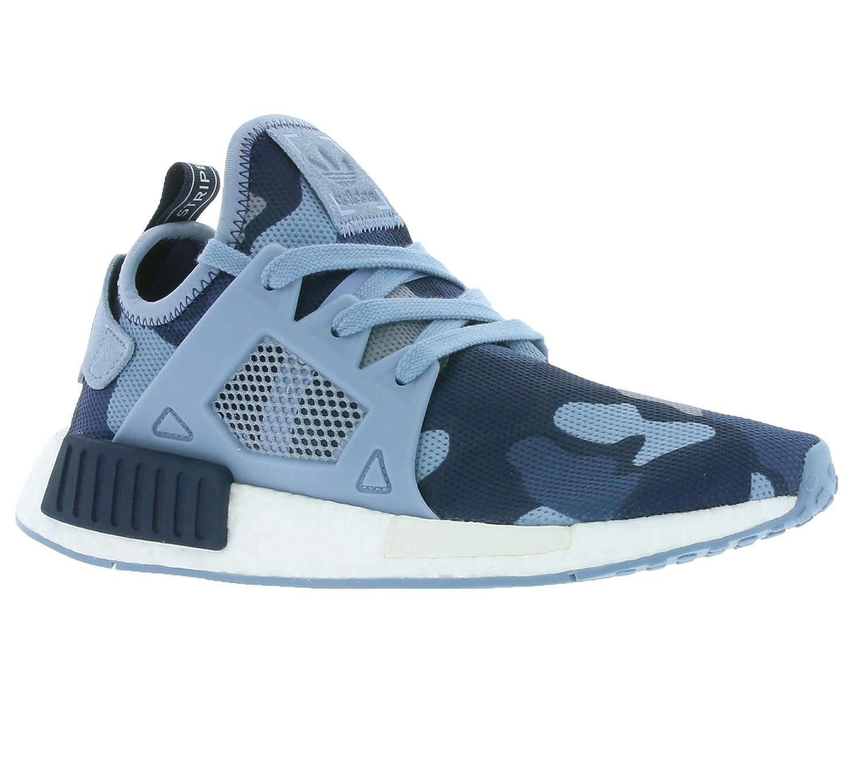 Adidas originali nmd rt w le donne scarpe blu ba7754