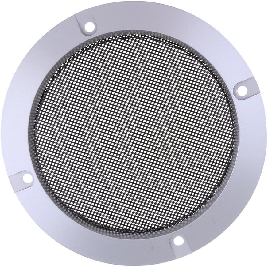 4 Zoll//5 Zoll//6,5 Zoll//8 Zoll//10 Zoll 10-Zoll Sharplace Lautsprecher Gitter Grill Shutzkappe Staubdicht