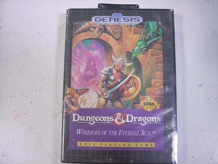 Dungeons & Dragons: Warriors of the Eternal Sun