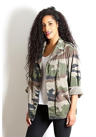Motif Veste Veste Camouflage Militaire Femme Militaire vSnSqtxgwz