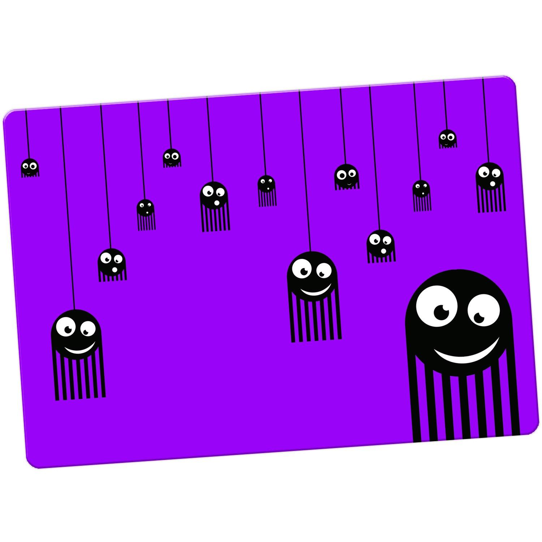 Monster arañas imán para nevera, Purple Monster Spiders, Large ...