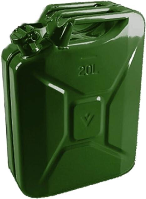 essence Asc Jerrican pour carburant 10/L Vert etc diesel