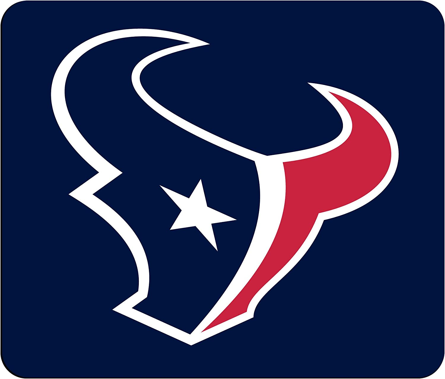 NFL Houston Texans Mouse Pad: Amazon.com.mx: Deportes y Aire Libre