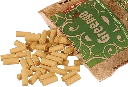 Greengo-Natur - Filtros biodegradables de celulosa sin refinar ...