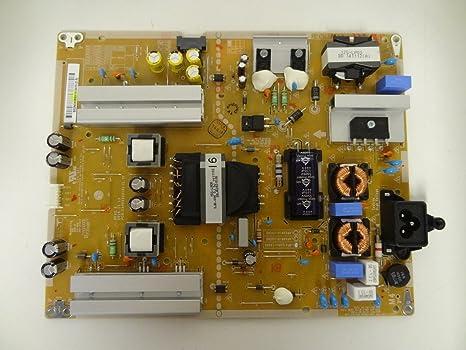 LG 50LF6000 LED TV lgp4760ri-15ch2 fuente de alimentación), eay63689101: Amazon.es: Electrónica