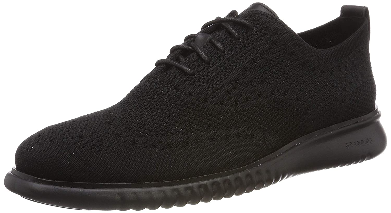 Black Black Cole Haan Men's 2.Zerogrand Stitchlite Sneakers