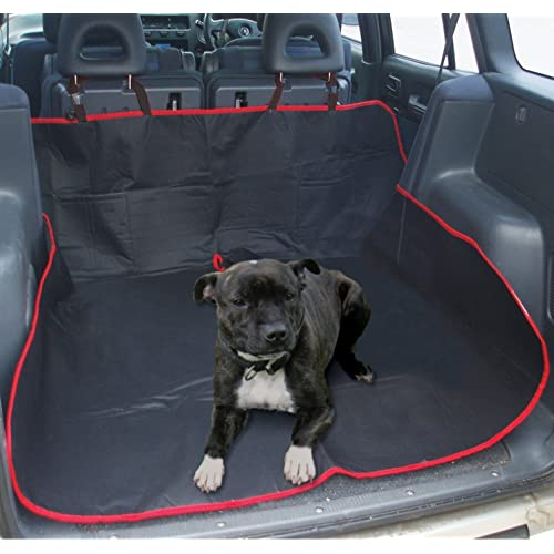 Waterproof Rear Car Boot Liner with Bumper Protector X5 2001-2016