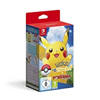 Pokémon: Let's Go, Pikachu! Including Poké Ball Plus (Nintendo Switch)