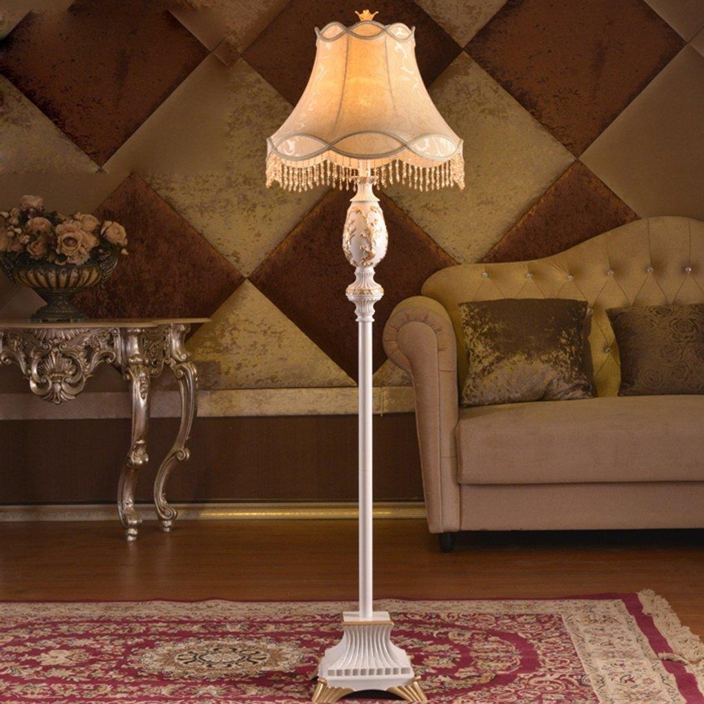 Art lampada da terra In stile europeo Lampada da terra Camera creativa moderna Soggiorno semplici, ampie elegante lampada Art illuminazione