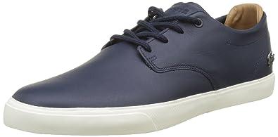 Lacoste Espere 117 1 CAM NVY, Zapatillas para Hombre, Azul, 39.5 EU