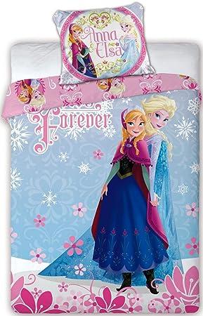 Disney Frozen Die Eiskönigin Baby Bettwäsche 100x135 Cm Oeko Tex