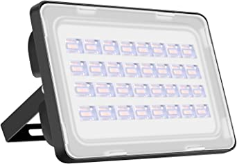 Viugreum Focos LED Exterior 100w / Proyector Reflector de Pared ...