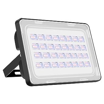 Eclairage Led Sol Jardin Ip65 Extérieur Chantier Etanche Sécurité Projecteur Puissant Spot Lumen 100w Viugreum® Travaux De Au Lumière 12000 qzpSUMV