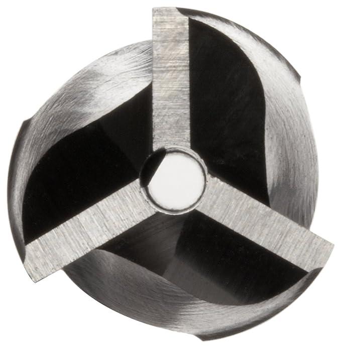 Finish Union Butterfield 4705 High-Speed Steel Counterbore Uncoated Bright Interchangeable Pilot 1//8 Pilot Diameter 0.53125 Body Diameter