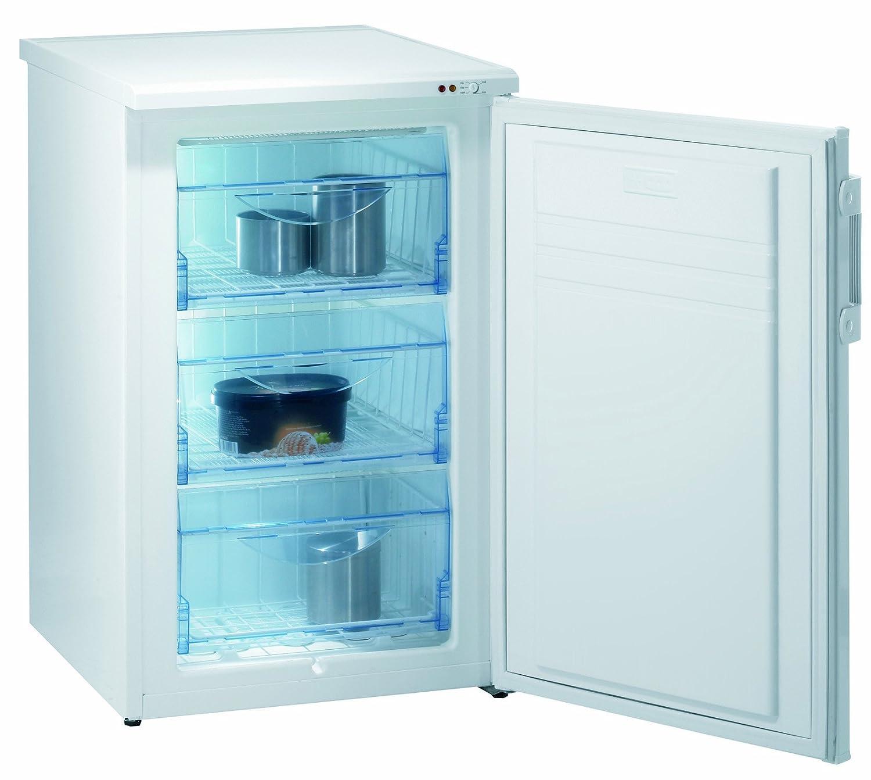 Gorenje F4108W - Congelador (Vertical, Independiente, Color blanco ...