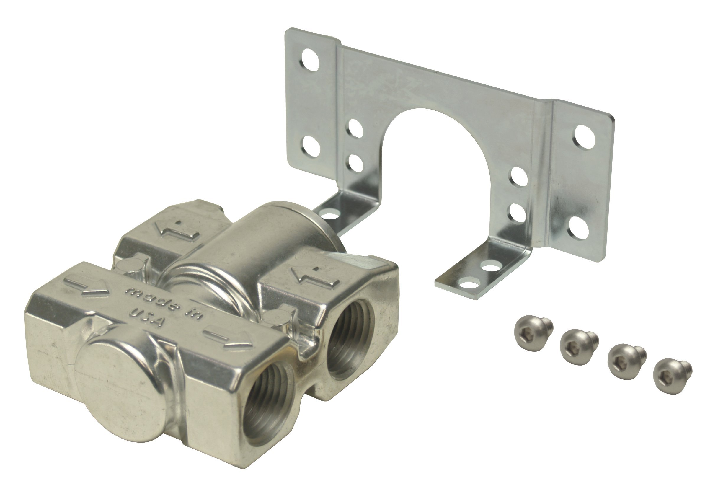 Derale 25792 Fluid Control Thermostat Kit by Derale