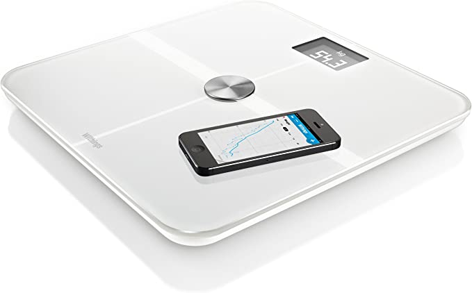 Withings Smart Body Analyzer - White: Amazon.co.uk: Health & Personal Care