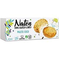 NATEN Palets Coco 150 g - Pack de 6