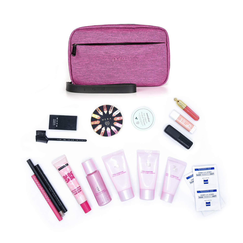Amazon.com: Patu - Neceser de maquillaje, para limpiar la ...