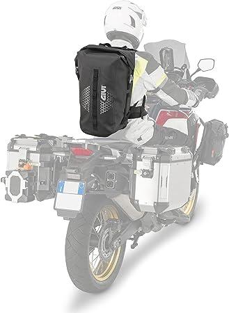 Ut802 Givi Ultima T Range Waterproof Backpack 35l Black Auto