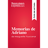 Memorias de Adriano de Marguerite Yourcenar (Guía