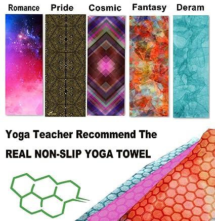 Skyin Toalla de la Yoga