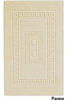 Torino Badezimmerteppich Aus Frottee 60x120 Cm Panna Creme